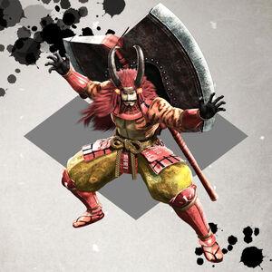 SB4 Shingen Takeda