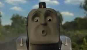 Spencer Surprised