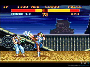 35497-Street Fighter II Turbo - Hyper Fighting (USA)-1453510876