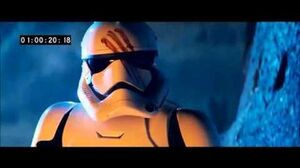 Star Wars The Force Awakens Deleted Scenes Finn And The Villager 2016 Blu-Ray (1080p HD)