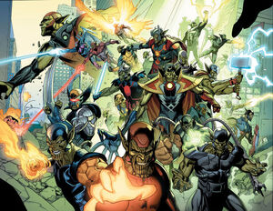 Super-Skrulls (Secret Invasion Vol 1 2)