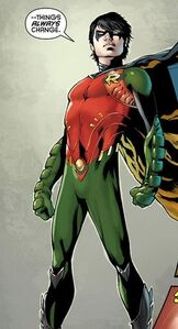 Dick Grayson Robin Prime Earth 001