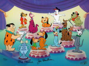 Hanna-Barbera Dog Show