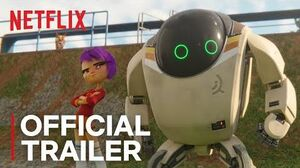 Next Gen Official Trailer HD Netflix