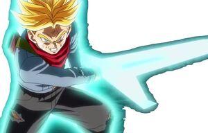 ZSword Ki Blade Trunks