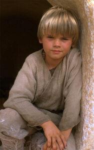 Anakin Skywalker slave