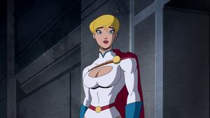 Animated Power Girl01