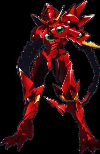 Red Dragon Emperor