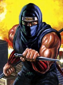 Ninja Gaiden - Ryu Hayabusa