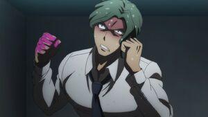Sakakura's wrath
