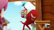 Sonic boom tv series knuckles by luniicookiez-d8pxw94