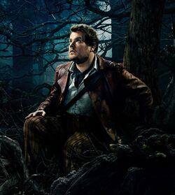 The Baker (Into the Woods)