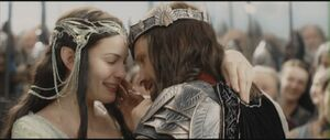 Arwen-and-Aragorn reunited