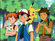 Ash and friends OS