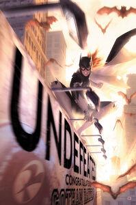 Batgirl Vol 4 34 Textless