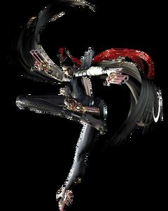 Bayonetta - Bayo1 render