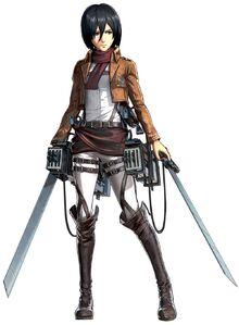 Mikasa game