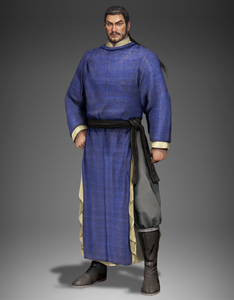 Pang De Civilian Clothes (DW9)