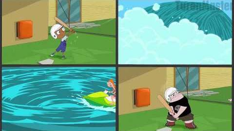 Phineas y Ferb Extremadamente Extremo Castellano