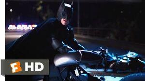 The Dark Knight Rises (2012) - Batpod Chase Scene (2 10) Movieclips