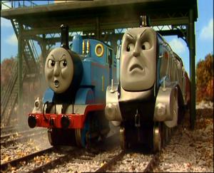 Thomas Angry And Spencer Angry