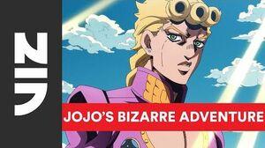 Giorno's Dream JoJo's Bizarre Adventure Golden Wind VIZ