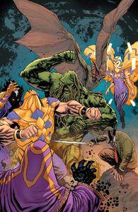 Justice League Dark Vol 2 10 Textless
