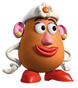 Mrs. Potato Head ts3
