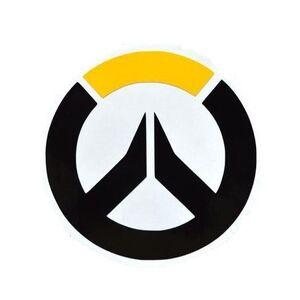 Overwatch-logo-wall-display