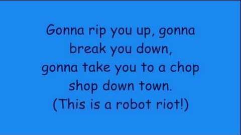 Phineas And Ferb - Robot Riot Lyrics (HD + HQ)