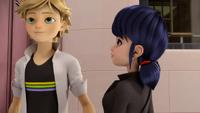 The Evillustrator - Adrien and Marinette 12