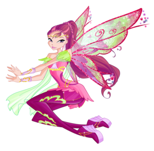 Winx club season 6 roxy bloomix by forgotten by gods-d742isv