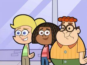 2d Cindy, 2d Libby, & 2d Carl