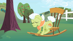 Applejack introduces Granny Smith S1E01