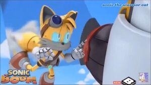 Cyborg Tails 2