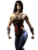 Diana of Themyscira (Injustice Gods Among Us) 001