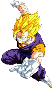 Super vegito render extraction png by tattydesigns-d5amzat