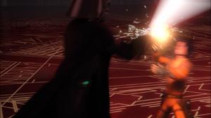 Vader shatters