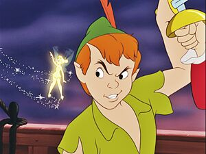 Walt-Disney-Screencaps-Tinker-Bell-Peter-Pan-walt-disney-characters-33416432-4323-3240