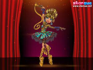 Cleo De Nile Ballerina