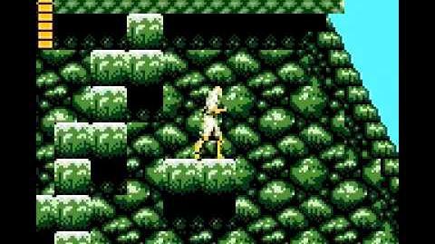GG Shinobi II The Silent Fury No Damage 100% game