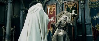 Gandalf & Theoden