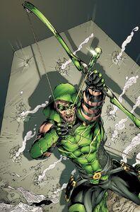 Green Arrow Vol 5 1 Textless