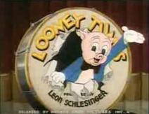 Looney Tunes Closing 1937
