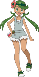 Mallow (Pokemon Anime)