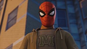 Spider man 2 ps4 miles morales