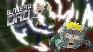 Stephen Stotch As Butters' Dad in South Park The Fractured But Whole