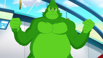 DCSG Beast Boy as Gorilla