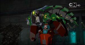 Grimlock vs. Simacore (The Fastest Bot Alive!)