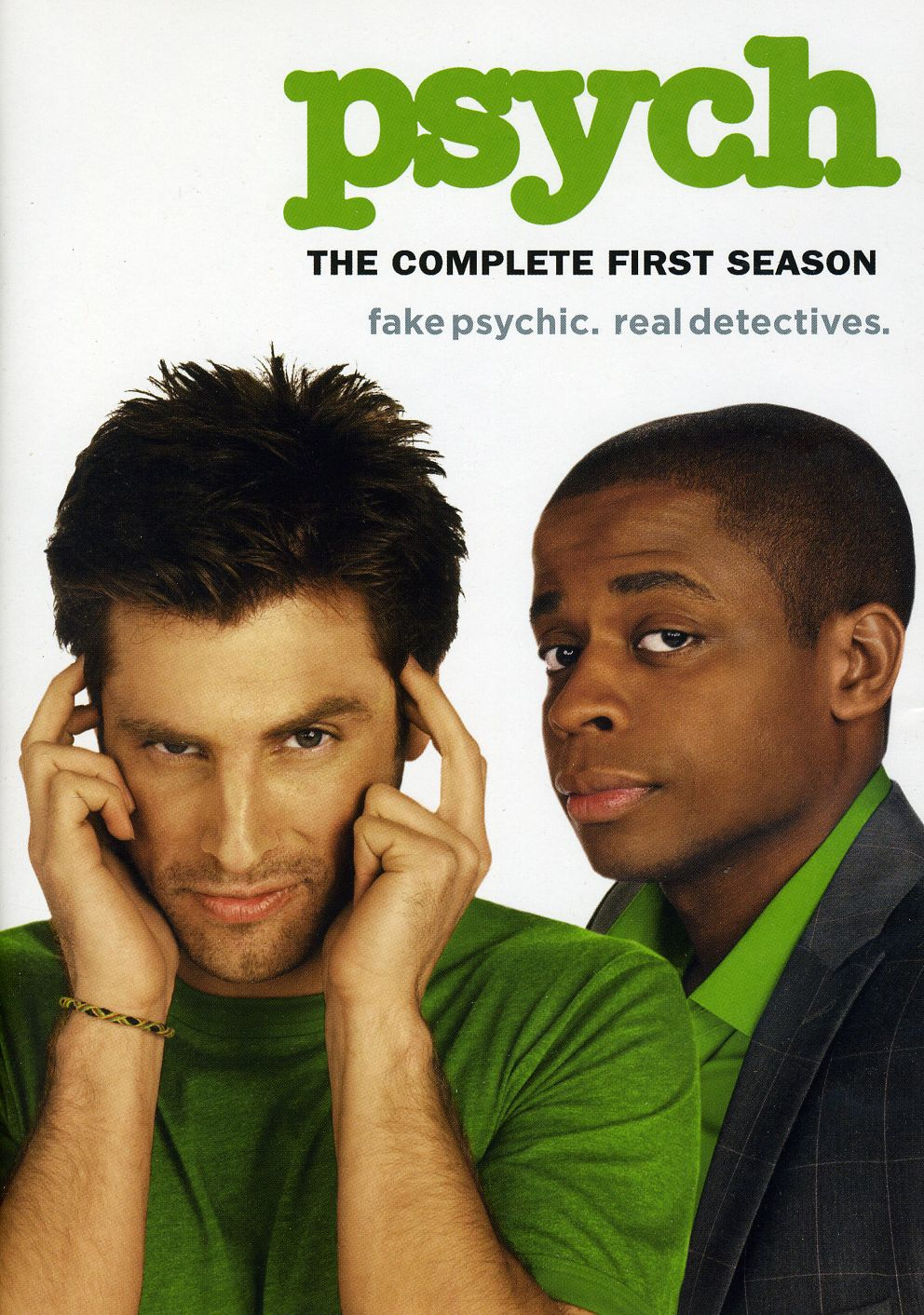 Season One | Psych Wiki | FANDOM powered by Wikia